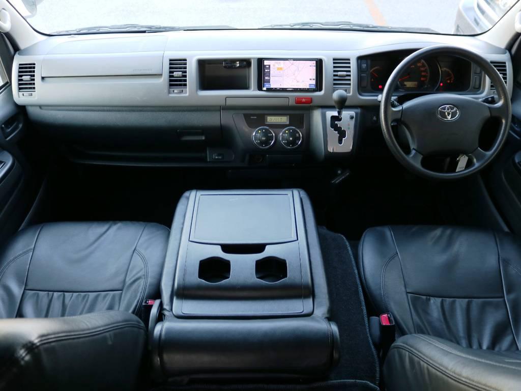 当社でデモカーとして使用していた、トランポ向けハイエースコミューターを放出です! | トヨタ ハイエースコミューター 3.0 GL ディーゼルターボ FLEXデモカー