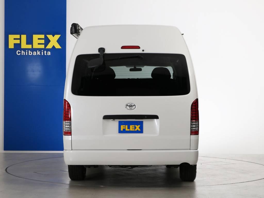 当社遠方納車実績多数御座います。全国どこでもご納車可能です! | トヨタ ハイエースコミューター 3.0 GL ディーゼルターボ FLEXデモカー
