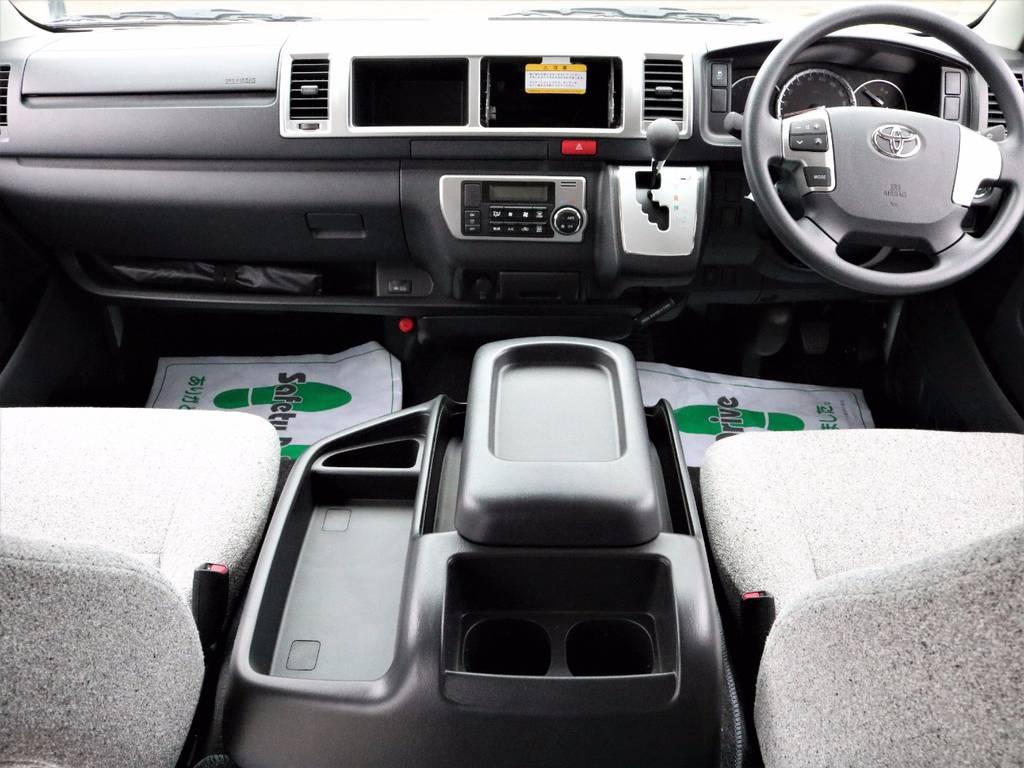 FLEXからの新提案!ROOM CAR02! | トヨタ ハイエース 2.7 GL ロング ミドルルーフ 4WD ROOMCAR02