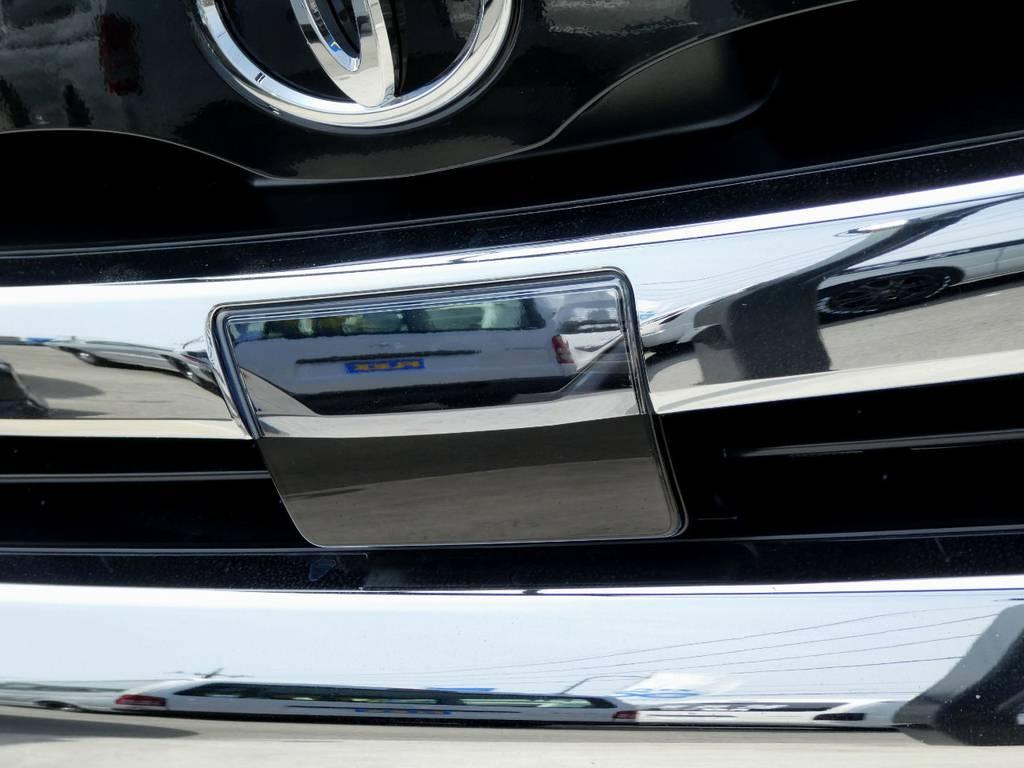 プリクラッシュセーフティーシステム ミリ波レーダー!!   トヨタ ハイエース 2.7 GL ロング ミドルルーフ TSS付Ver2