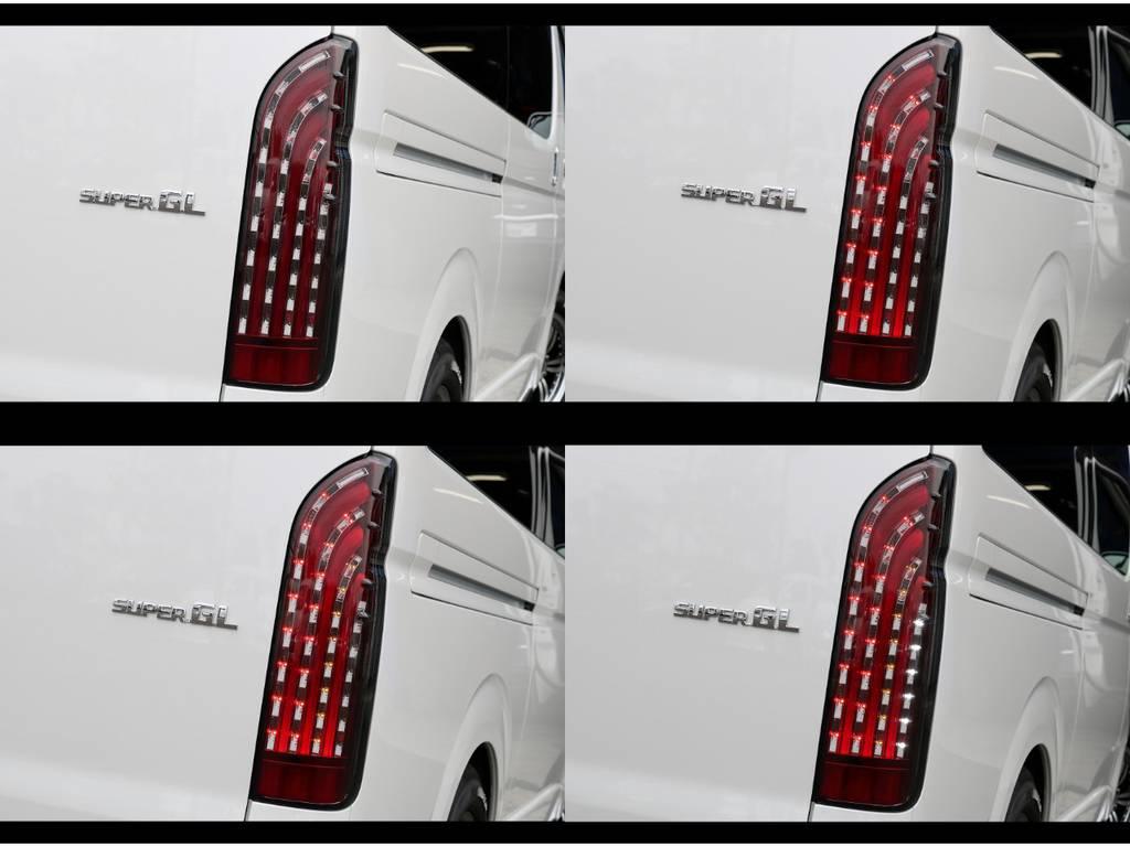 415コブラ BADテール! | トヨタ ハイエースバン 2.7 スーパーGL ワイド ロング ミドルルーフ 4WD ダークP FU-Wスライド TSS付き