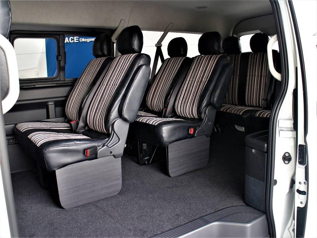 10人乗りです!! | トヨタ ハイエース 2.7 GL ロング ミドルルーフ 新型 トヨタセーフティーセンス