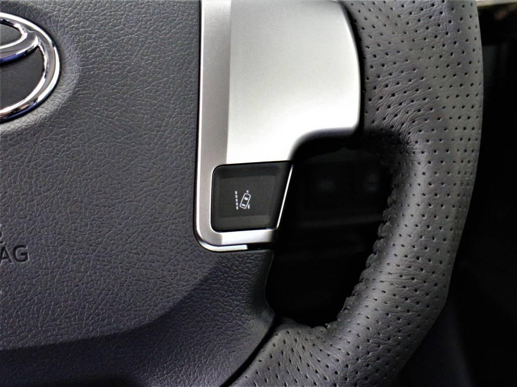 車線はみ出しアラート(レーンディパーチャーアラート)! | トヨタ ハイエース 2.7 GL ロング ミドルルーフ 新型 トヨタセーフティーセンス