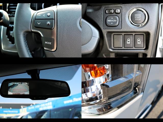 人気のメーカーオプションも多数装着しております!   トヨタ ハイエースバン 2.7 スーパーGL ワイド ロング ミドルルーフ 4WD ダークP TSS Ver.8