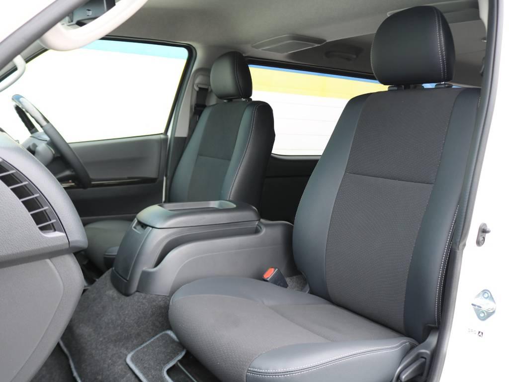 ディーラーでは納期がかかる中当店では即納車可能です! | トヨタ ハイエースバン 2.8 スーパーGL ロング ディーゼルターボ 4WD ダークP TSS付・寒冷地