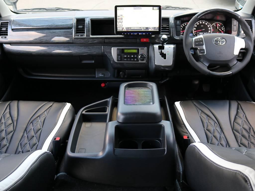 ハイエースワゴン 4WD ファインテックツアラー!