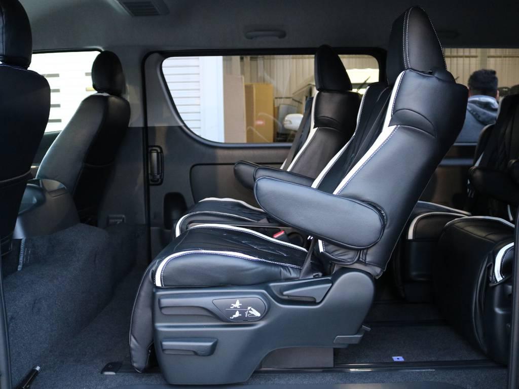 ミドルルーフですので圧迫感もなく優雅にお過ごし頂けます! | トヨタ ハイエース 2.7 GL ロング ミドルルーフ 4WD ファインテックツアラー