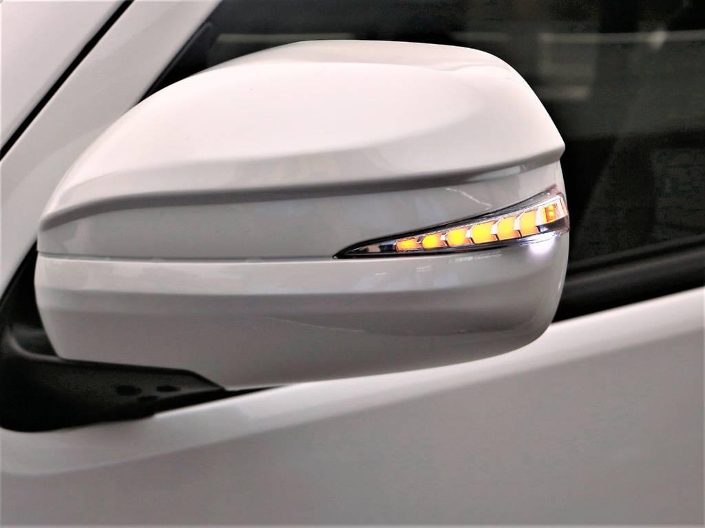 AVASTのLEDウィンカーミラーを取り付けました!サイドビューもオシャレにカスタム済みです! | トヨタ ハイエース 2.7 GL ロング ミドルルーフ 4WD アレンジR1 TSS付