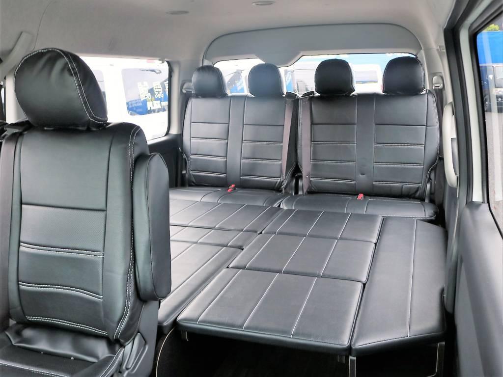 人気のベッドキットアレンジR1です! | トヨタ ハイエース 2.7 GL ロング ミドルルーフ 4WD アレンジR1 TSS付