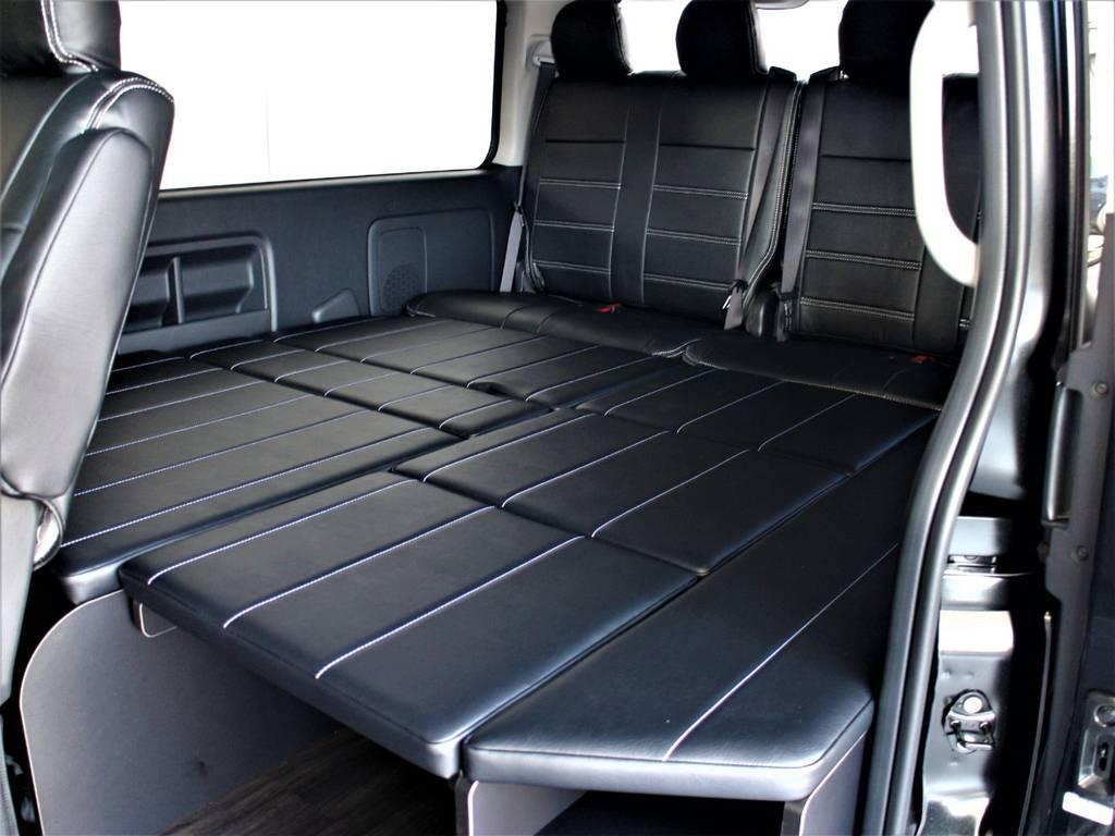 ベッドキットのみのご使用も可能です!   トヨタ ハイエース 2.7 GL ロング ミドルルーフ 4WD