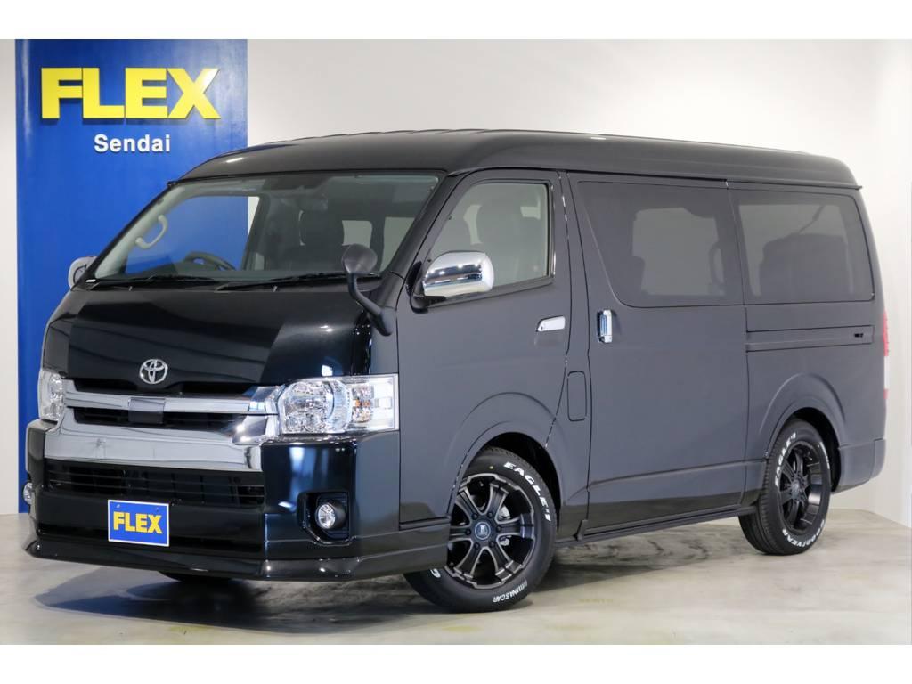 新車 ワゴンGL 4WD 寒冷地仕様 トヨタ・セーフティ・センス搭載!