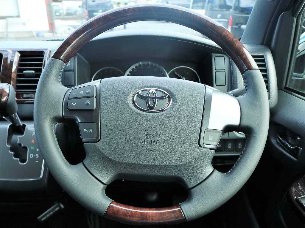 内外装ともにカスタム済みのお買い得な1台です | トヨタ ハイエースバン 2.0 スーパーGL 50TH アニバーサリー リミテッド ロングボディ