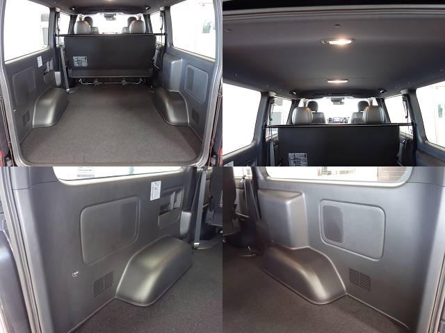 床張り施工、ベットKIT取付もご相談下さい!! | トヨタ ハイエースバン 2.8 スーパーGL 50TH アニバーサリー リミテッド ロングボディ ディーゼルターボ 50TH