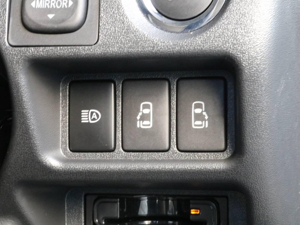 両側自動ドア付きです!! | トヨタ ハイエースバン 2.0 スーパーGL 50TH アニバーサリー リミテッド ロングボディ オリジナル内装Ver4