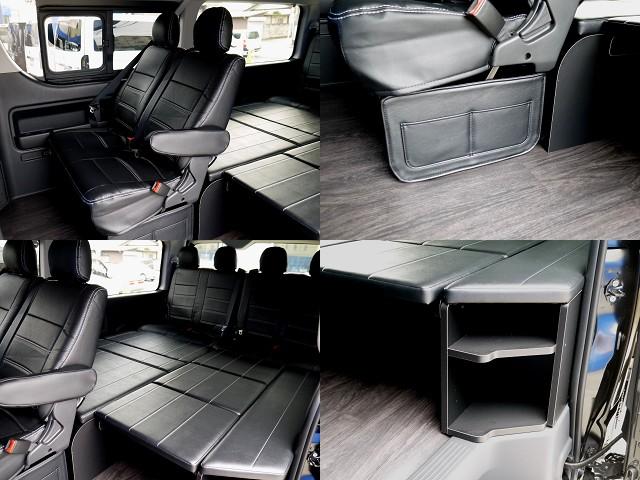 内容が充実した1台です!! | トヨタ ハイエース 2.7 GL ロング ミドルルーフ R1トリプルナビパッケージ