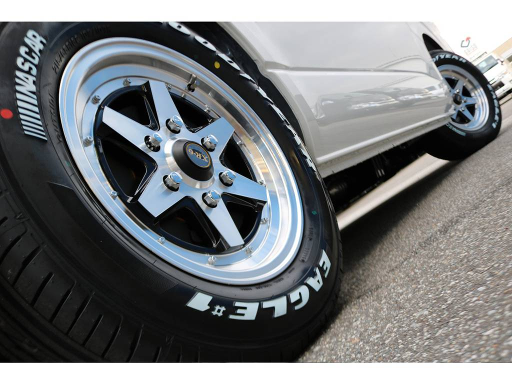 お問合せお待ちしております! | トヨタ ハイエース 2.7 GL ロング ミドルルーフ 4WD オリジナル内装架装アレンジR1