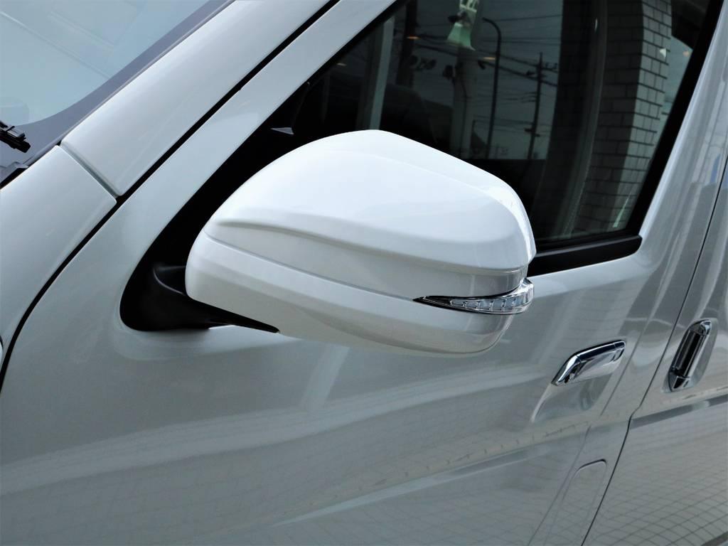 アベスト製LEDドアミラー! | トヨタ ハイエース 2.7 GL ロング ミドルルーフ 4WD アレンジR1