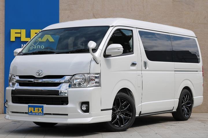 新車ハイエースW「GL」10人乗り4WDガソリン車!内装アレンジR1が完成致しました♪ | トヨタ ハイエース 2.7 GL ロング ミドルルーフ 4WD アレンジR1