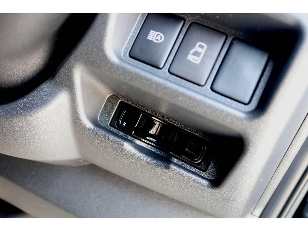 もちろんETCも完備!! | トヨタ ハイエース 2.7 GL ロング ミドルルーフ 4WD アレンジR1