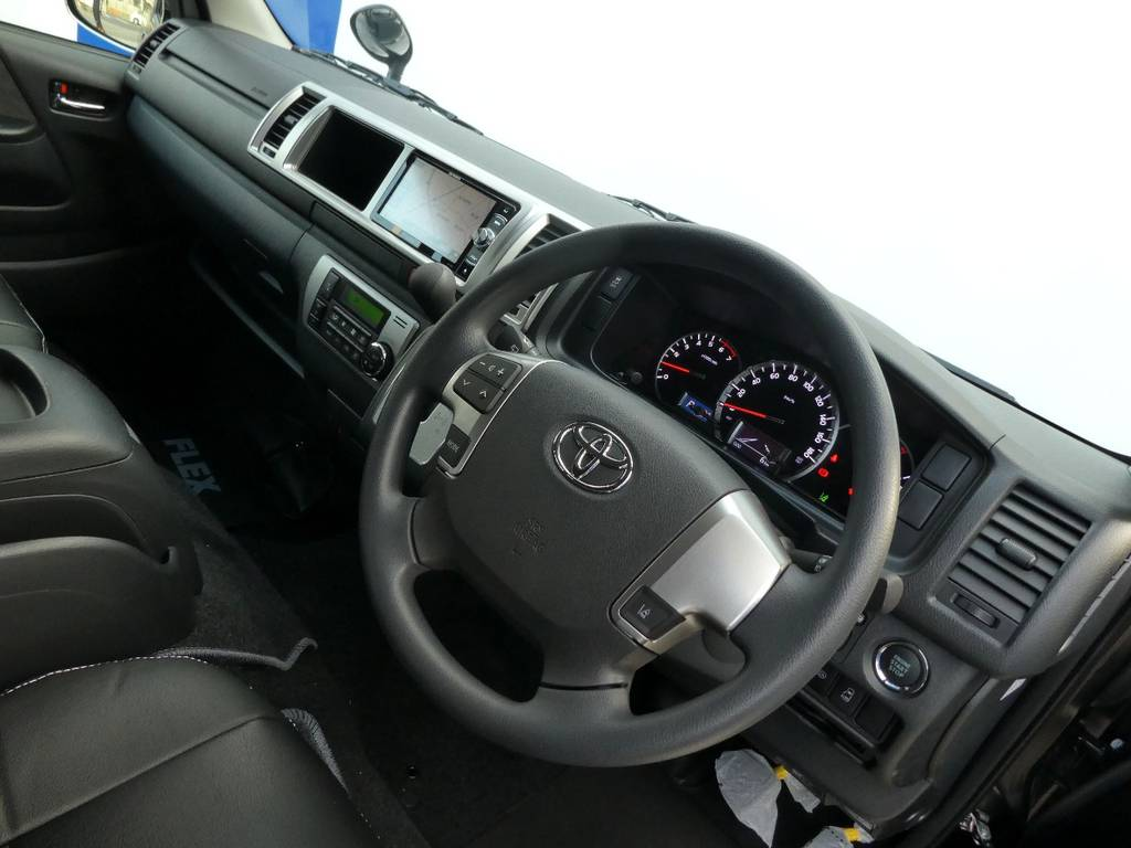 インテリアのカスタムもお任せ下さい!! | トヨタ ハイエース 2.7 GL ロング ミドルルーフ 4WD 内装架装 アレンジAS