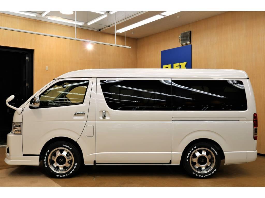 | トヨタ ハイエース 2.7 GL ロング ミドルルーフ 4WD TSS付