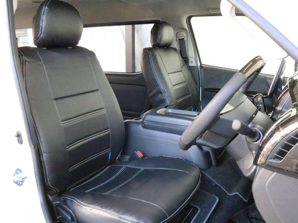 運転席開口部時!! | トヨタ ハイエース 2.7 GL ロング ミドルルーフ 4WD TSS付 ARRANGE R1