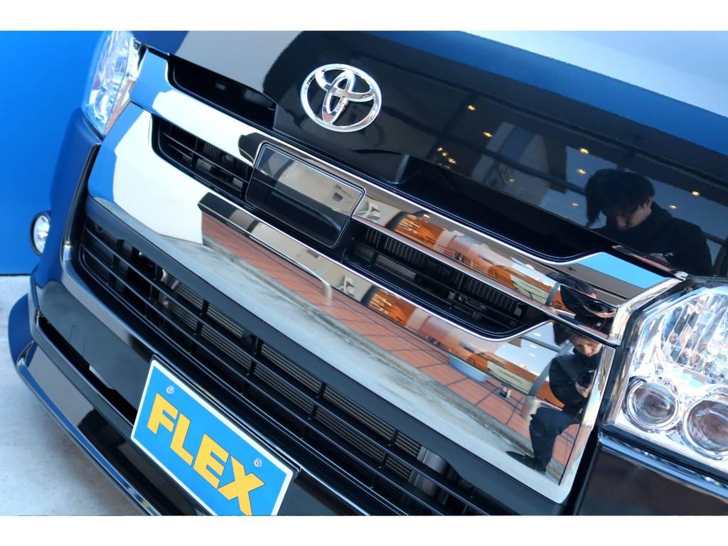 セーフティセンス付!!   トヨタ ハイエースバン 2.8 スーパーGL ダークプライムⅡ ロングボディ ディーゼルターボ カスタムPKG