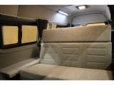 【2ndシートは3名乗車可能なFASPシート採用】対面・フルフラットと多彩なレイアウトが可能です♪