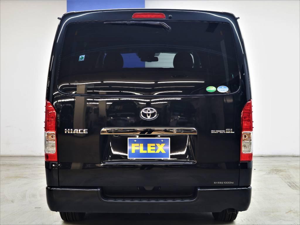 モチロン追加オプションも承ります! | トヨタ ハイエースバン 2.8 スーパーGL ダークプライムⅡ ロングボディ ディーゼルターボ 4WD FLEX Ver4 バトルシップⅡ