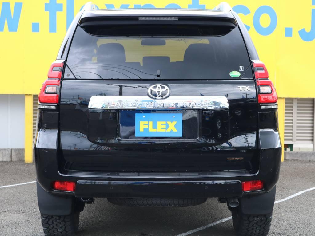 当店の在庫車は全て車輌検査専門会社である第三者機関(株)AIS、日本自動車鑑定協会(JAAA)にて1台1台、必ず二重の車輌チェックを実施しております。修復歴有りの車、事故車の無断販売はいたしません。 | トヨタ ランドクルーザープラド 2.8 TX ディーゼルターボ 4WD 7人 17AW&KO2 9ナビBカメ