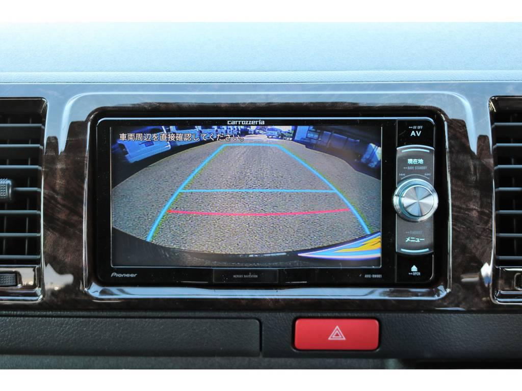 バックモニター映像分配済み! | トヨタ ハイエースバン 2.8 スーパーGL 50TH アニバーサリー リミテッド ロングボディ ディーゼルターボ 50TH