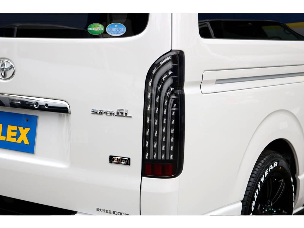 50th限定車! | トヨタ ハイエースバン 2.8 スーパーGL 50TH アニバーサリー リミテッド ロングボディ ディーゼルターボ 4WD 50THフルナビ&ベットPK