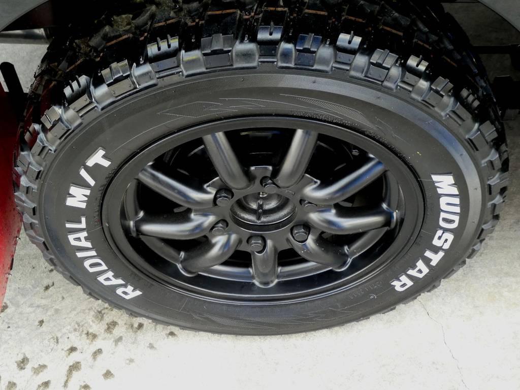ファブレスMC9 16インチアルミ マッドスターホワイトレタータイヤ!! | トヨタ ハイエースバン 2.8 スーパーGL ダークプライムⅡ ロングボディ ディーゼルターボ 4WD ワイルドフィールド