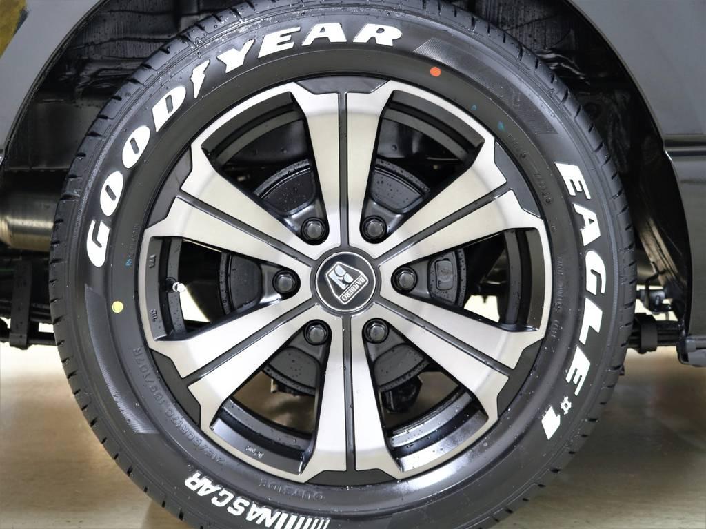 FLEXオリジナルカラーバルベロアーバングランデ17inch! | トヨタ ハイエースバン 2.8 スーパーGL 50TH アニバーサリー リミテッド ロングボディ ディーゼルターボ 4WD FLEXベッドキット