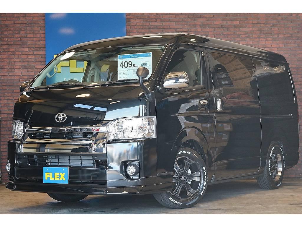 【新車未登録 ハイエースワゴン GL 4WD】ランクルハイエース石川店076-274-6002までお気軽にお問い合わせください!