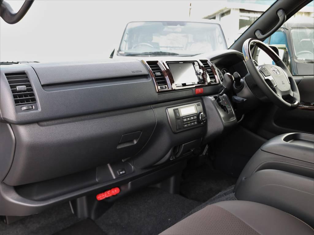 即納車可能な一台です!お問い合わせはお早めにどうぞ! | トヨタ ハイエースバン 2.8 スーパーGL 50TH アニバーサリー リミテッド ロングボディ ディーゼルターボ FLEXカスタム フルセグナビPKG