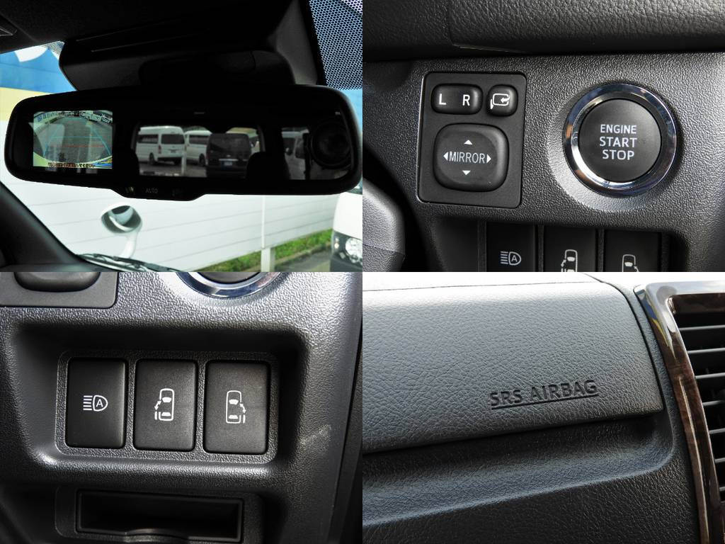メーカーオプションも多数お付きしております! | トヨタ ハイエースバン 2.8 スーパーGL 50TH アニバーサリー リミテッド ロングボディ ディーゼルターボ FLEXカスタム フルセグナビPKG