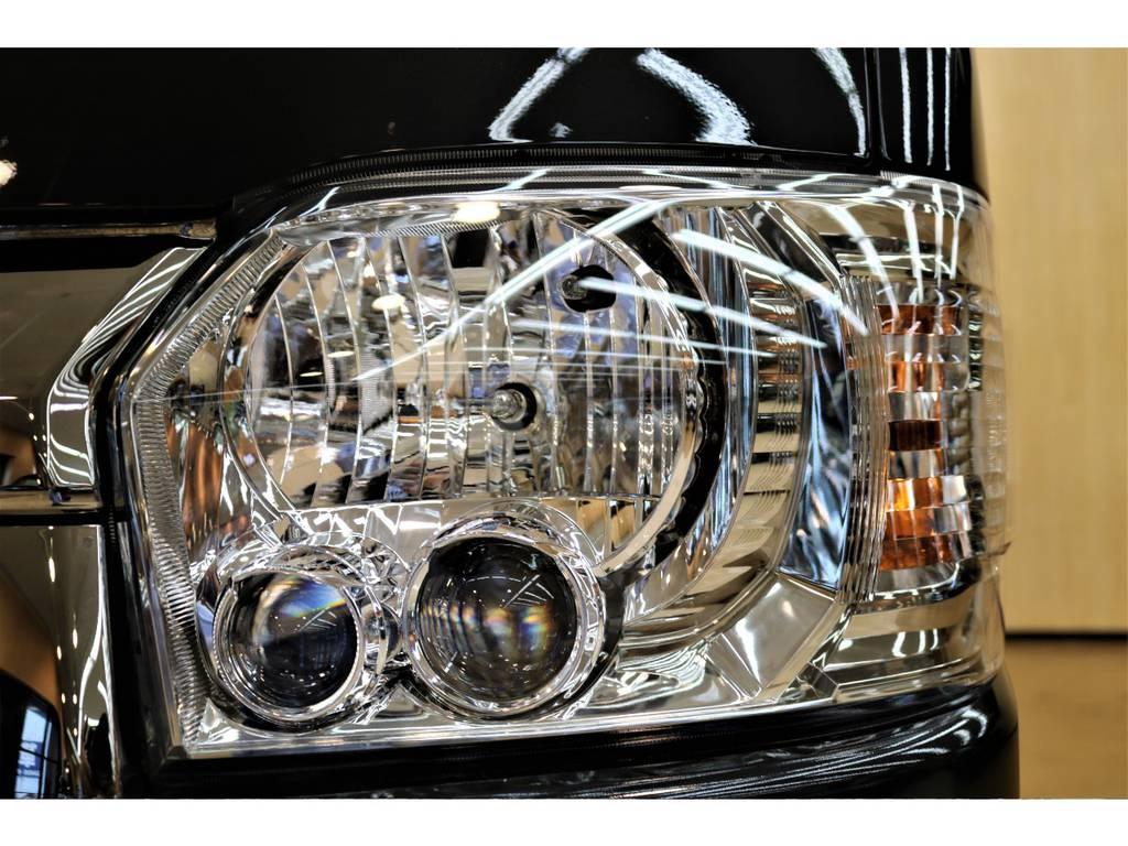 LEDヘッドランプ!!