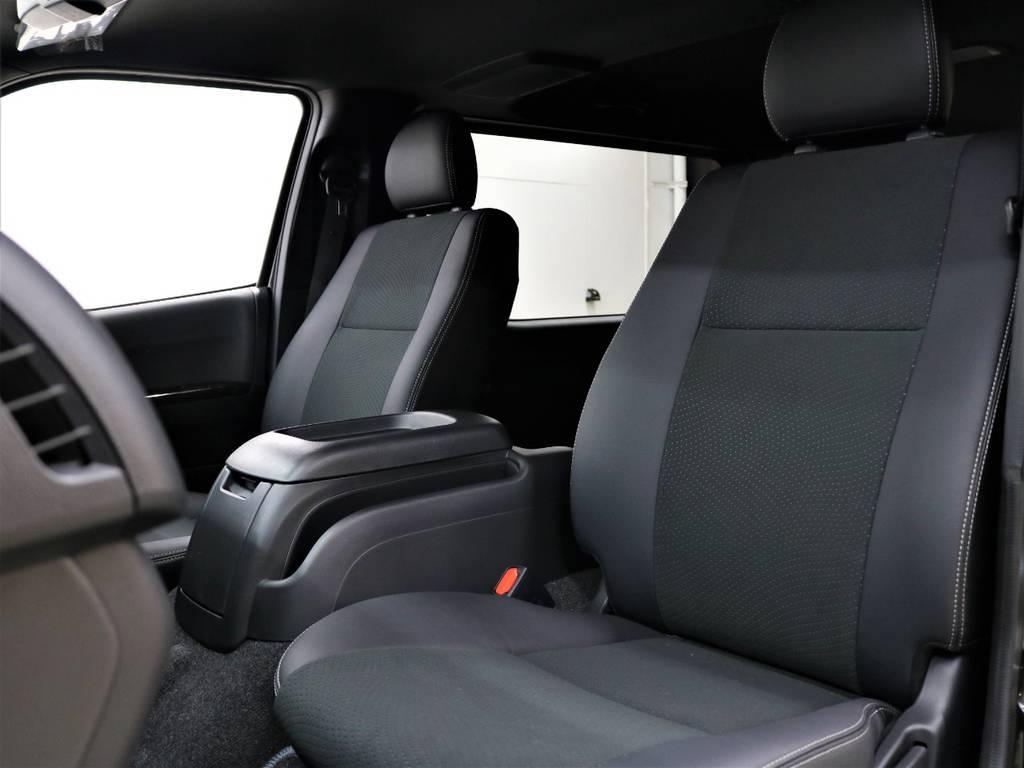 高級感を纏ったバンはハイエースだけ! | トヨタ ハイエースバン 2.8 スーパーGL ダークプライムⅡ ロングボディ ディーゼルターボ 4WD ライトカスタム  ナビ・ETC付