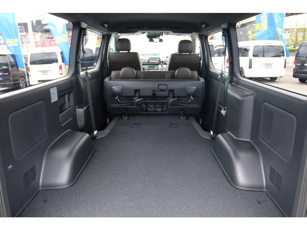 ベッドキットの追加オーダーもOK!! | トヨタ ハイエースバン 2.8 スーパーGL 50TH アニバーサリー リミテッド ロングボディ ディーゼルターボ 4WD ナビPKG