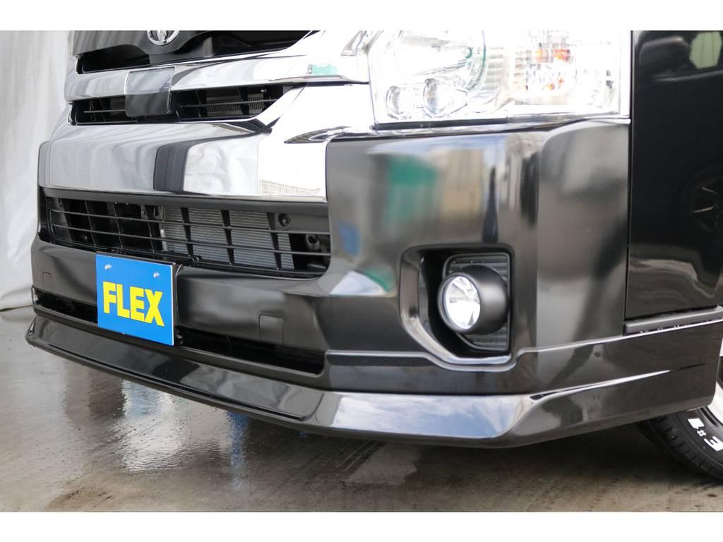 フロントリップ装着済☆ | トヨタ ハイエース 2.7 GL ロング ミドルルーフ 4WD TSS付アレンジR1