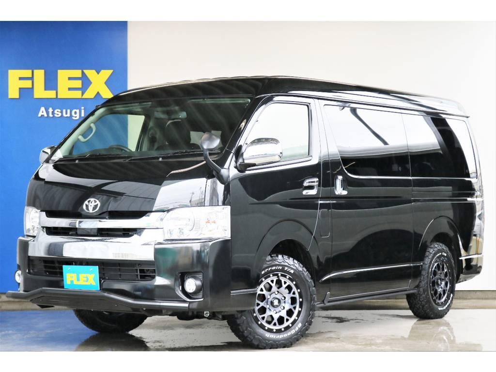 大人気FLEXオリジナル内装架装アレンジR1入庫致しました!!4WDで遠出も安心の車両です!