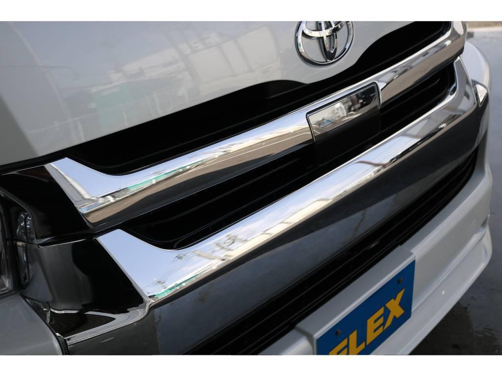 安心のTSSP搭載!! | トヨタ ハイエース 2.7 GL ロング ミドルルーフ 4WD アレンジVer2