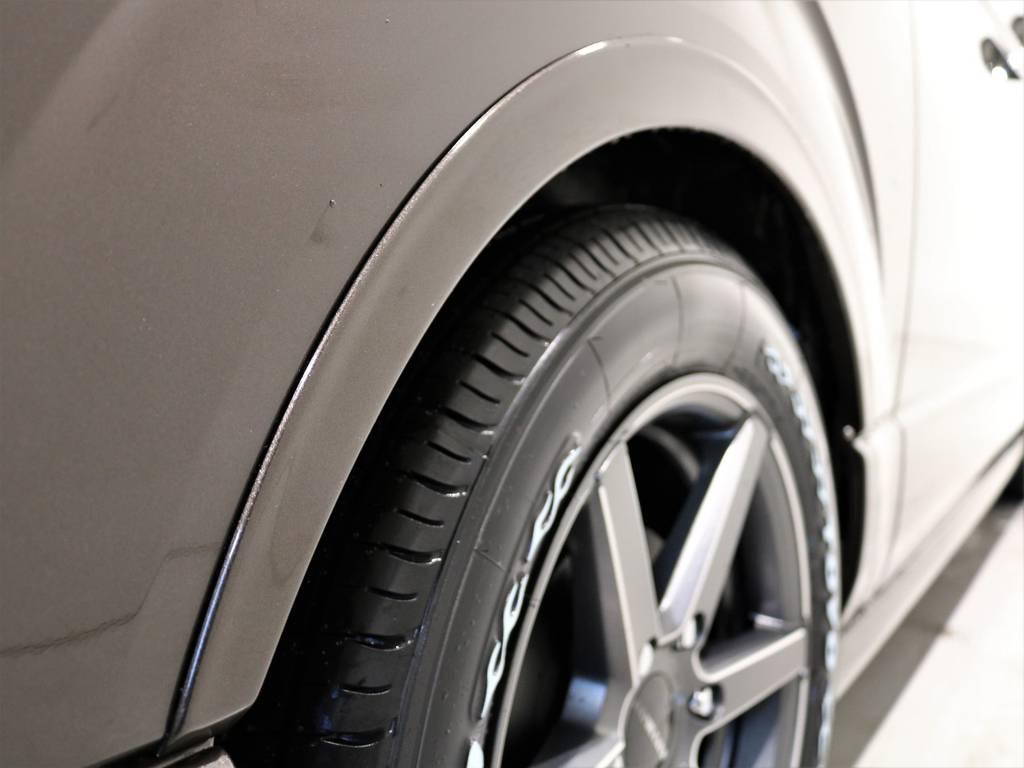 ESSEX リーガルフェンダー! | トヨタ ハイエースバン 2.8 スーパーGL 50TH アニバーサリー リミテッド ロングボディ ディーゼルターボ 4WD 415COBRAコンプリート