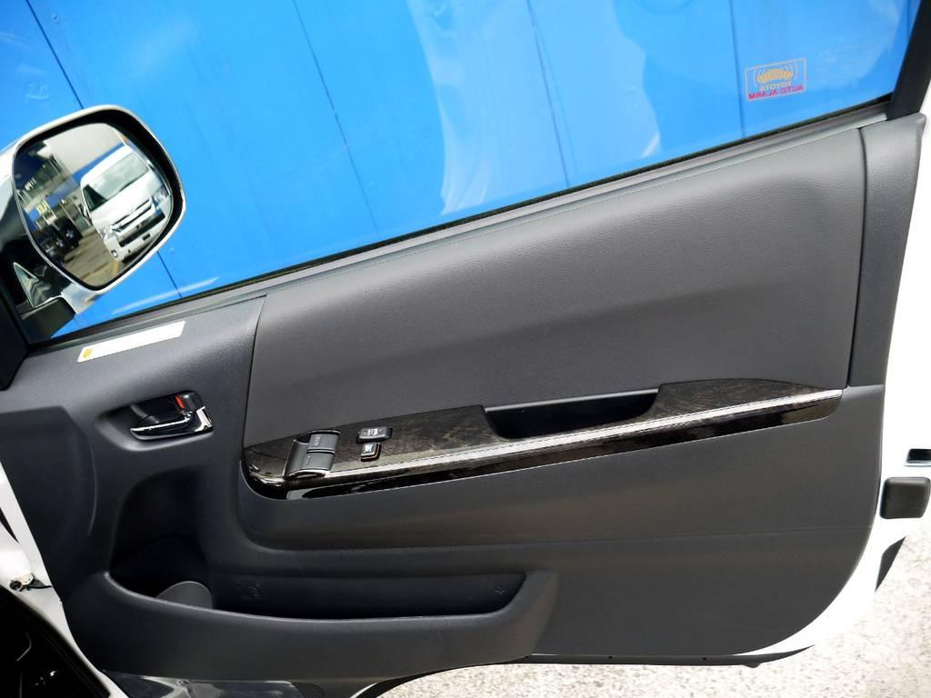 ダークプライムⅡ 専用インテリア!! | トヨタ ハイエースバン 2.8 スーパーGL ダークプライムⅡ ロングボディ ディーゼルターボ ライトカスタムパッケージ