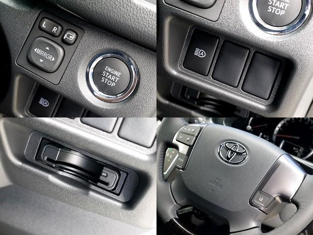 特別仕様車は装備が充実!!お出かけに便利なETCもついてますよ☆ | トヨタ ハイエースバン 2.8 スーパーGL ダークプライムⅡ ロングボディ ディーゼルターボ ライトカスタムパッケージ