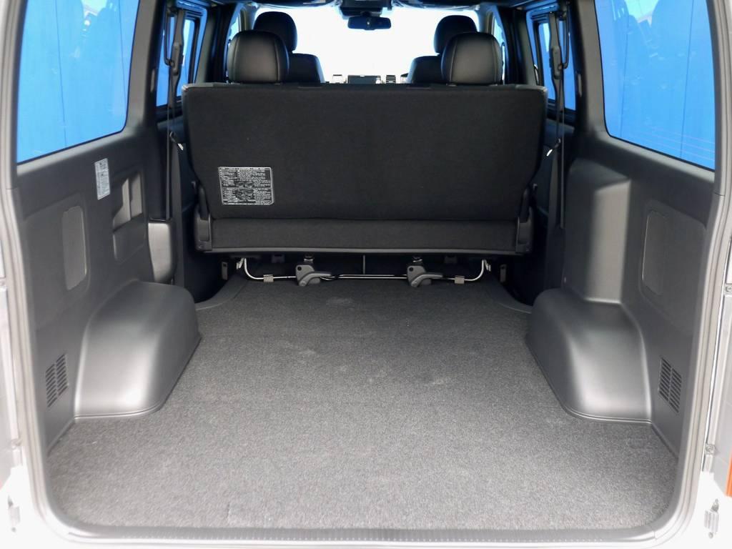 フレックスオリジナル ベットキットの追加オーダーもお任せください!! | トヨタ ハイエースバン 2.8 スーパーGL ダークプライムⅡ ロングボディ ディーゼルターボ ライトカスタムパッケージ