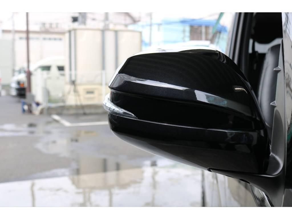 アヴェストウィンカーミラーカスタムです | トヨタ ハイエース 2.7 GL ロング ミドルルーフ アレンジR1 ビッグX ETC2.0搭載