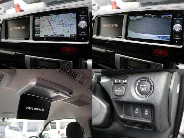 フルセグSDは走行中視聴やBluetooth接続など便利な機能盛りだくさん♪