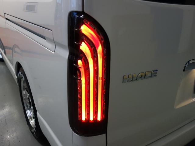 新車ファインテックツアラートリプルナビパッケージ完成しました!! | トヨタ ハイエース 2.7 GL ロング ファインテックツアラー
